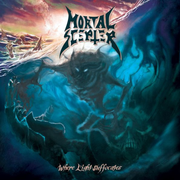 MORTAL SCEPTER (FRA) – Where light suffocates, 2019