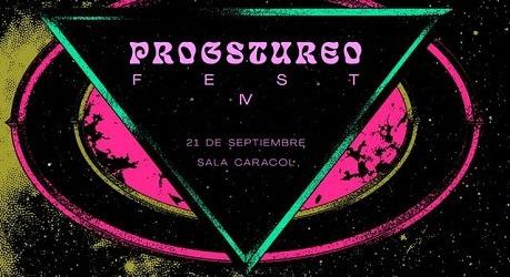 PROGSTUREO FEST IV: PRIMERAS CONFIRMACIONES