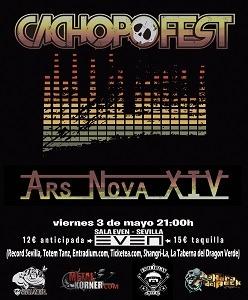 ARS NOVA XIV + PRIMA NOCTE + FAUSTO TARANTO
