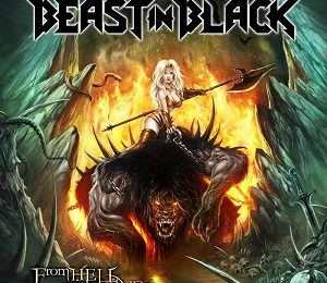 BEAST IN BLACK (FIN) – From hell with love, 2019