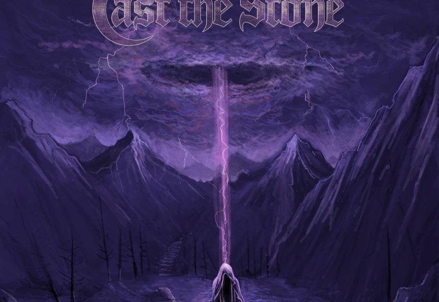 CAST THE STONE (USA) – Empyrean atrophy, 2018