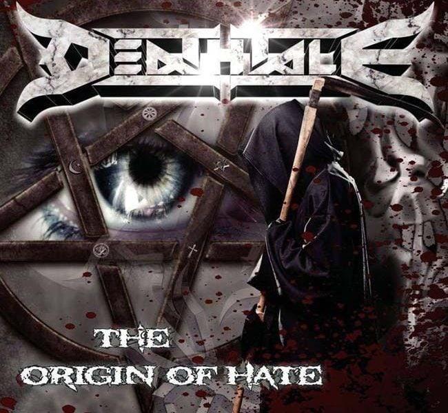 DEATHTALE (AUT) – The origin of hate, 2018