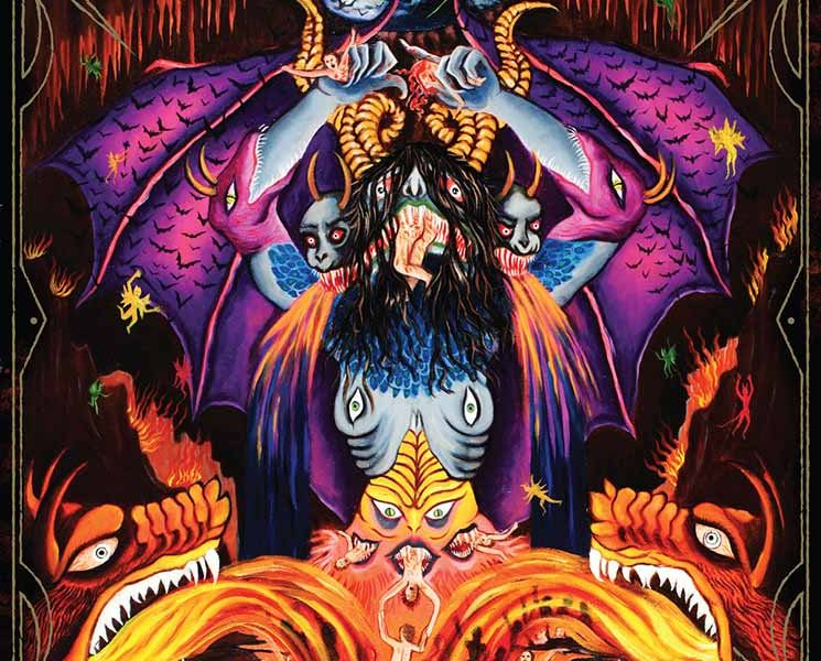 DEVIL MASTER (USA) – Satan spits on the children of light, 2019
