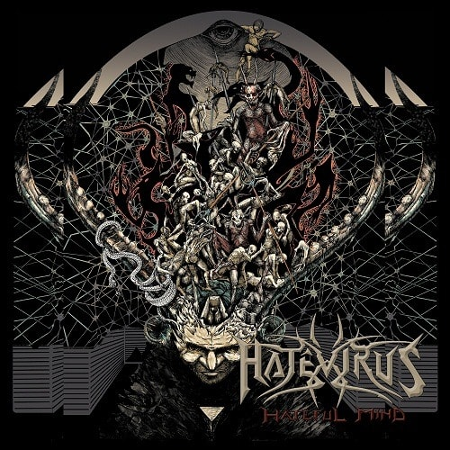 HATEVIRUS (ROU) – Hateful mind, 2019