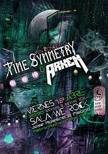 TIME SYMMETRY + ARKEN