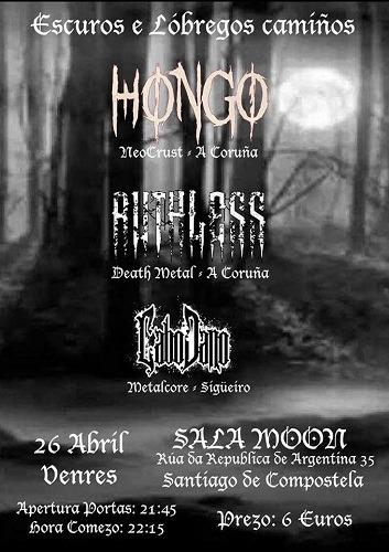 HONGO + RUTHLESS + CABODANO