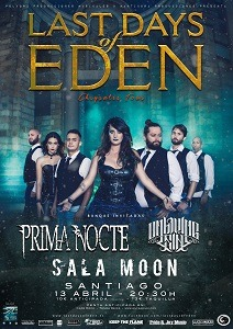 LAST DAYS OF EDEN + PRIMA NOCTE + UNLIVING SIN
