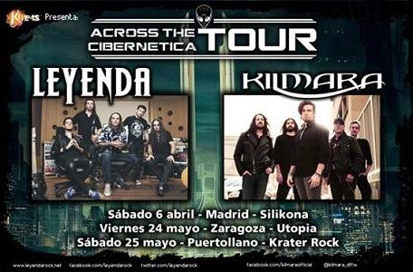 ACROSS THE CIBERNETICA TOUR