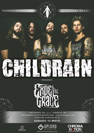 CHILDRAIN + EXPEL THE GRACE
