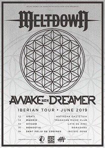 MELTDOWN + AWAKE THE DREAMER