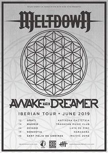 MELTDOWN + AWAKE THE DREAMER