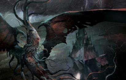 SULPHUR AEON (DEU) – The scythe of cosmic chaos, 2018