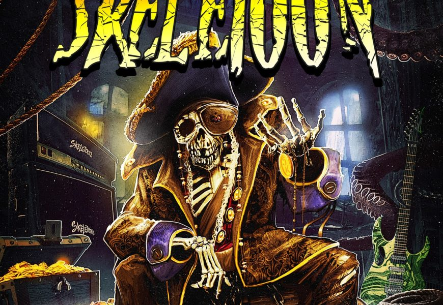 SKELETOON (ITA) – They never say die, 2019