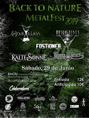 BACK TO NATURE METAL FEST