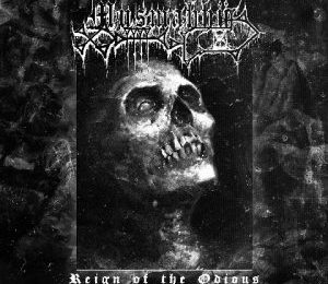MUSMAHHU (SWE) – Reign of the odious, 2019