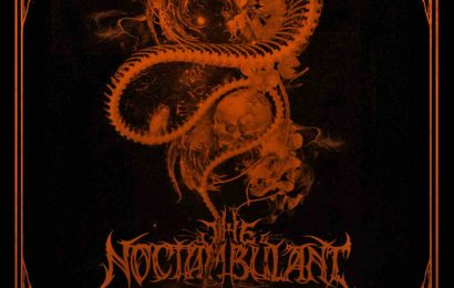 THE NOCTAMBULANT (USA) – The cold and formless deep, 2019