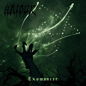 HAIDUK (CAN) – Exomancer, 2018