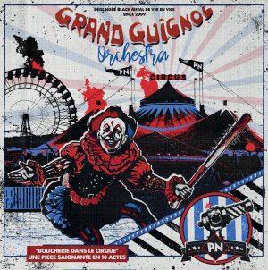 PENSÉES NOCTURNES (FRA) – Grand Guignol Orchestra, 2019