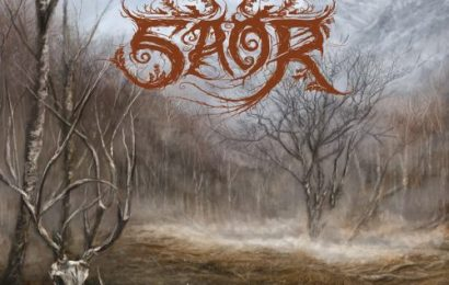 SAOR (GBR) – Forgotten paths, 2019