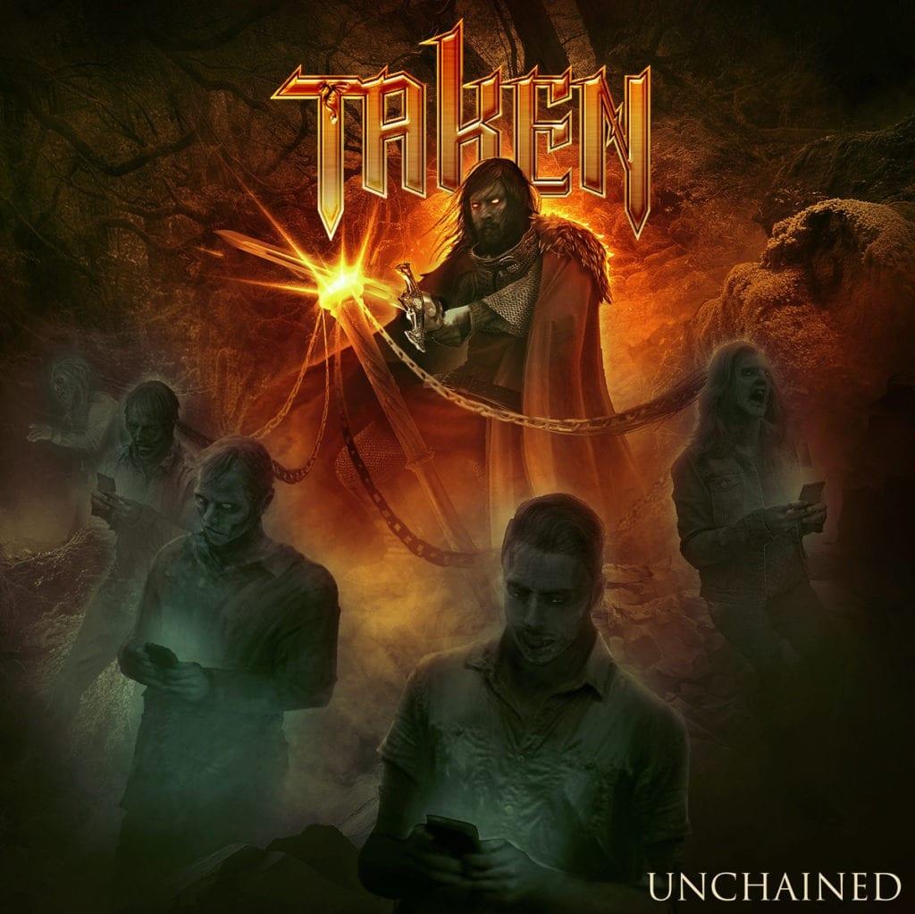 TAKEN (ESP) – Unchained, 2019