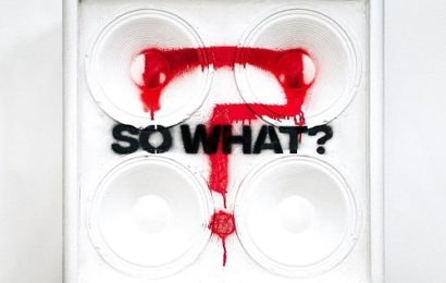 WHILE SHE SLEEPS (GBR) – So what?, 2019