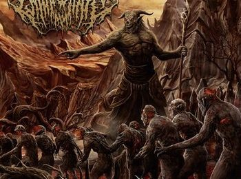 WITH ALL MY HATE (ESP) – Dehumanized depths, 2018
