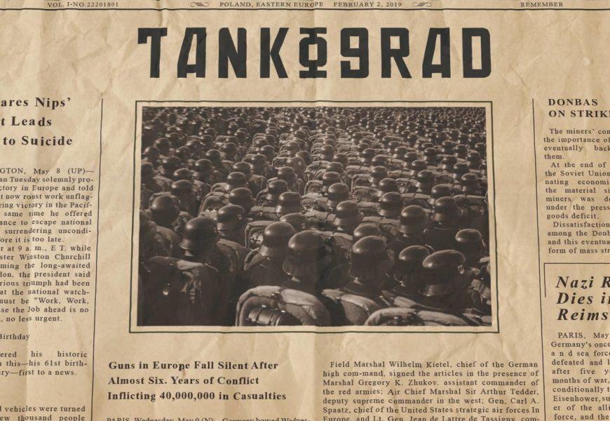 TANKOGRAD (POL) – Totalitarian, 2019