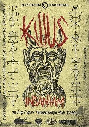 KILLUS + INSANIAM