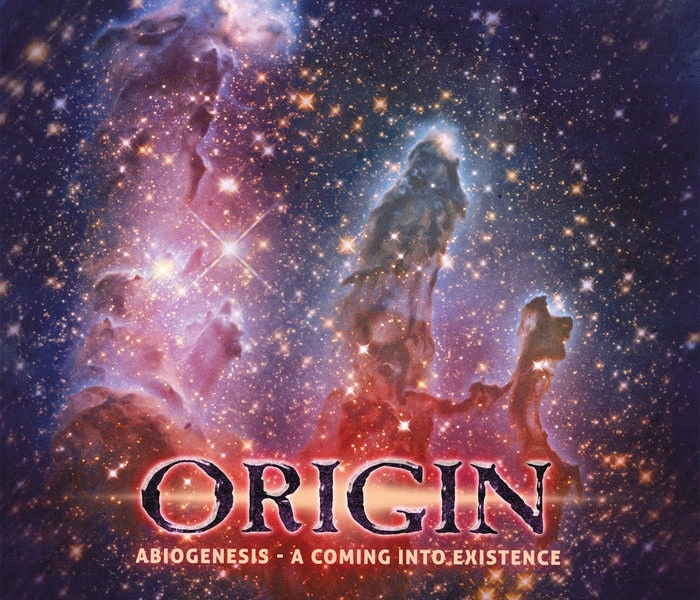 ORIGIN (USA) – Abiogenesis – A coming into existence, 2019