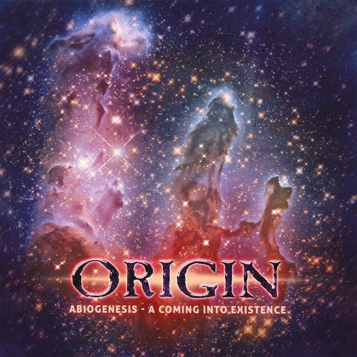 ORIGIN (USA) – Abiogenesis – A coming into existence, 2019