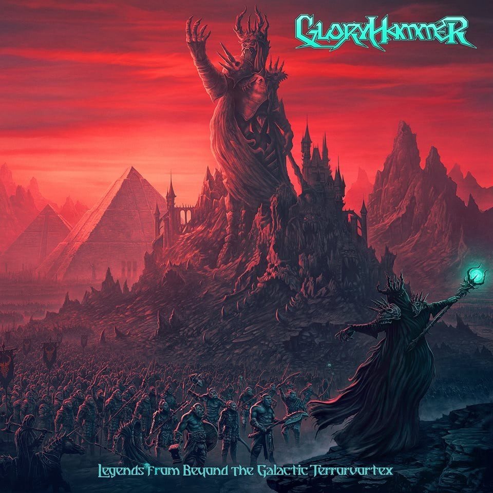 GLORYHAMMER (GBR) – Legends from beyond the Galactic Terrorvortex, 2019