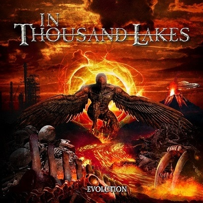 IN THOUSAND LAKES (ESP) – Evolution, 2019