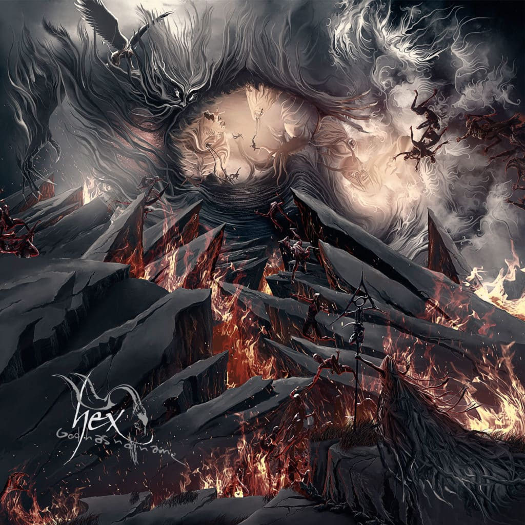 HEX (ESP) – God has no name, 2019