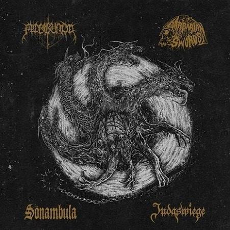 BARBARIAN SWORDS (ESP)/SONAMBULA (ESP)/MORIBUNDO (ESP)/JUDASWIEGE (ESP) – Split CD, 2019