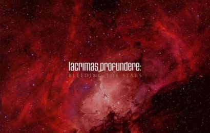 LACRIMAS PROFUNDERE (DEU) – Bleeding the stars, 2019
