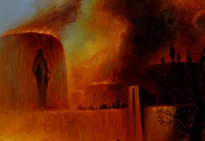 PERVY PERKIN (ESP) – Comedia : Inferno, 2019
