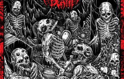 PESTILENT DEATH (USA) – Chapters of depravity, 2019