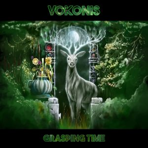 VOKONIS (SWE) – Grasping time, 2019