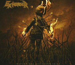 EXHORDER (USA) – Mourn the southern skies, 2019