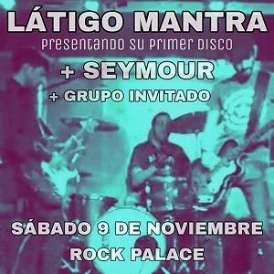 LÁTIGO MANTRA + SEYMOUR + OSO MIEL OSO
