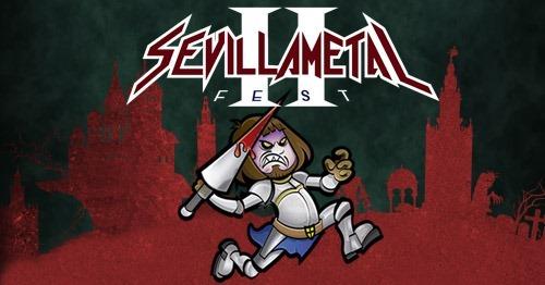 Sevilla Metal Fest II