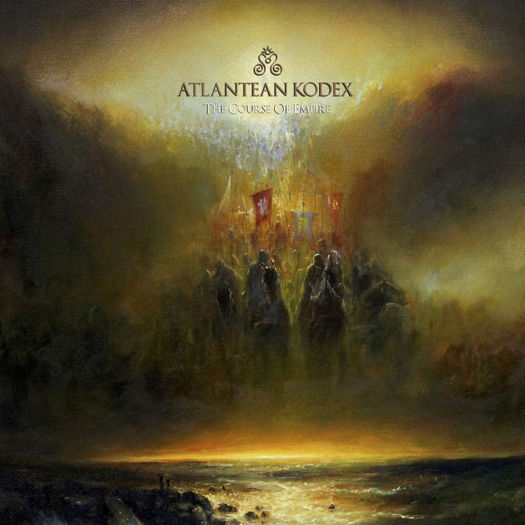 ATLANTEAN KODEX (DEU) – The course of Empire, 2019