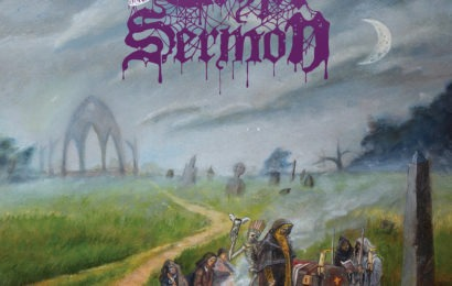 CRYPT SERMON (USA) – The ruins of fading light, 2019