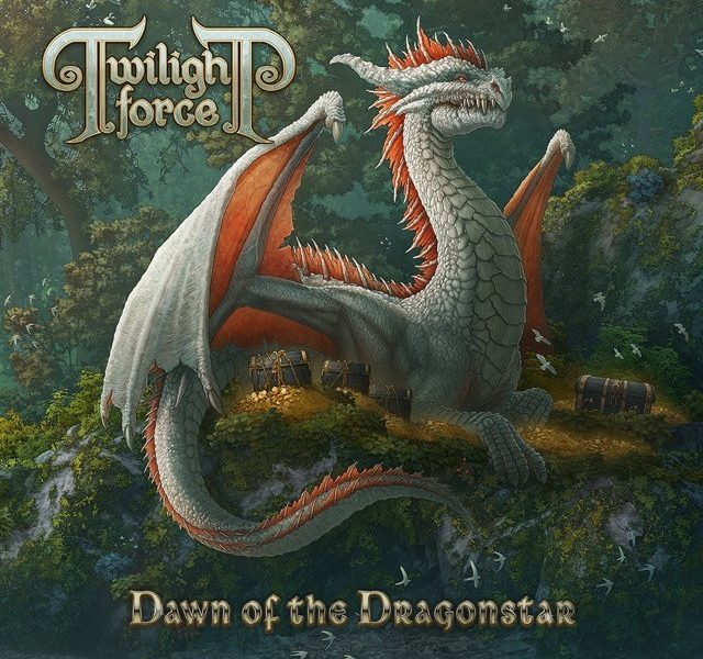 TWILIGHT FORCE (SWE) – Dawn of the Dragonstar, 2019
