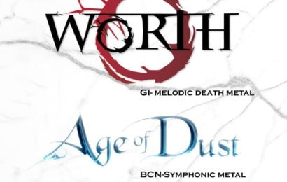 AGE OF DUST (ESP) + WORTH (ESP) – Barcelona – 20/12/19