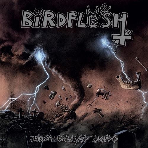 BIRDFLESH (SWE) – Extreme graveyard tornado, 2019