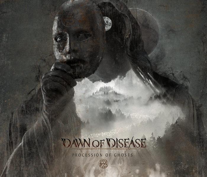 DAWN OF DISEASE (DEU) – Procession of ghosts, 2019