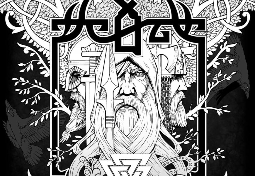 SCALD (RUS) – Will of the gods is great power, 1997