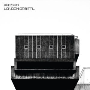 "Portada del álbum ""London Orbital"" de Kassad."