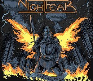 NIGHTFEAR (ESP) – Apocalypse, 2020